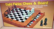 Eight Fairies Asian Chess Set Deluxe