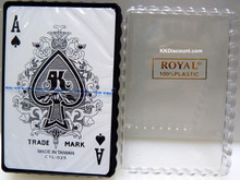 Royal Plastic Playing Cards
