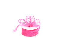 1.5 inch Wired Organza Ribbon - 10 yds