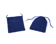 3 x 3 Velour Bag - 10 pcs