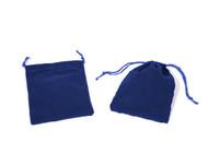 3 x 3 Velour Bag - 10 pcs