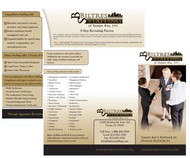 "BFC811   8.5"" x 11"" Full Color Brochures"