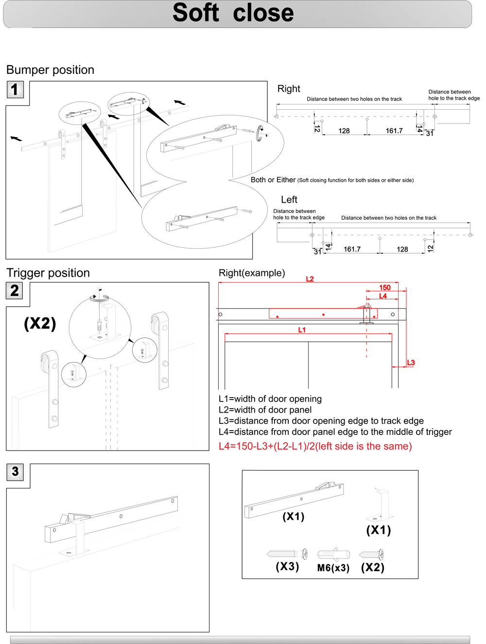 Assembly Instructions N Z T Motorsports Online Store Pv Wiring Diagram Nz Softclose Mtk K Instruction