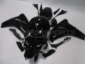 BLACK FAIRING HONDA CBR 1000 RR 1000RR CBR1000RR 08-09