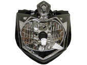 New Head Light Headlamp Assembly For 2009 2010 2011 Yamaha FZ6R FZ-6R 09 10 11