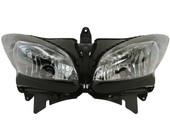 New Head Light Headlamp Assembly For 2003-2009 Yamaha FZ6S 03 04 05 06 07 08 09