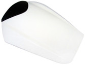 WHITE REAR SEAT COWL COVER For 2008-2012 Honda CBR1000RR CBR 1000 RR 09 10 11