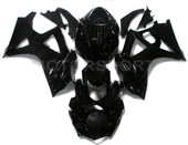 BODYWORK FAIRING FOR SUZUKI GSX R1000 GSXR 1000 07-08 BLACK