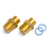 "Mavea 3/8"" Compression Water Filter Head Fittings Kit"