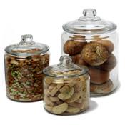 Biscotti Jars