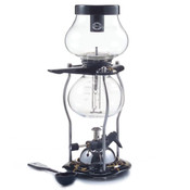 Yama 5 Cup Tabletop Siphon with Base & Burner