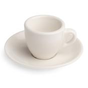 Renaissance Cup & Saucer, 2 oz, White