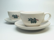 Revolution Limited Edition Coffea Arabica 7oz Cup & Saucer Set