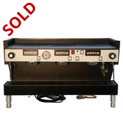Refurbished La Marzocco Linea 3 Group AV Auto-Volumetric Espresso Machine SOLD