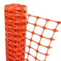 Orange Plastic Barrier Netting