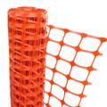 Orange Plastic Barrier Netting
