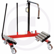Tyre Mounting Trolley for Tractor Tyres