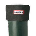 Hunter Fleece Charcoal Welly Sock with Boot