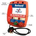 Rutland ESM602 Mains Electric Fence Energiser