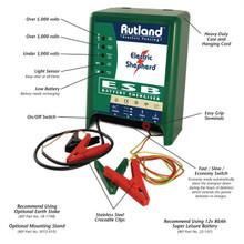 Rutland ESB275 Electric Fence Energiser