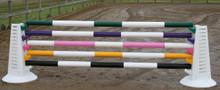 Show Jumps Lightweigh Poles on Pro Jump Cups