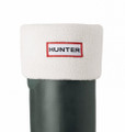 Hunter Welly socks in cream