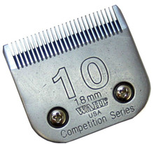 Wahl #10 Full Tooth Competition Blade Set