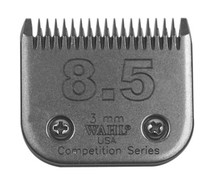 WAHL #8.5 Full Tooth Competition Blade set