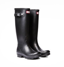 Hunter Norris Field Black Boots