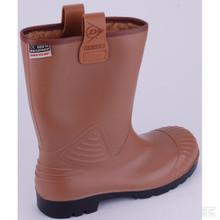 Dunlop Acifort Rigger Boot Lined - Tan