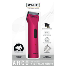 Wahl Pink Arco