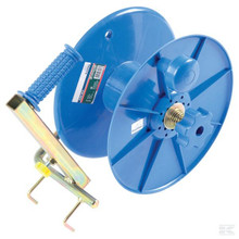 Blue Electric Fence Reel