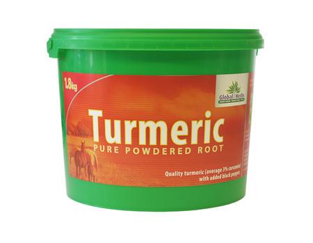 Global Herbs Turmeric 1 8KG