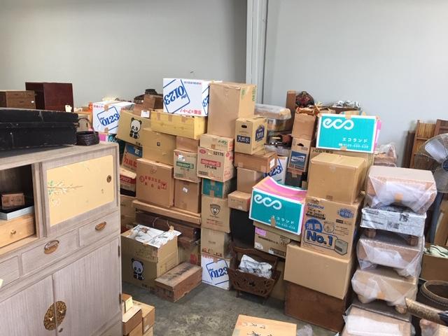 Kiku Imports warehouse in San Carlos