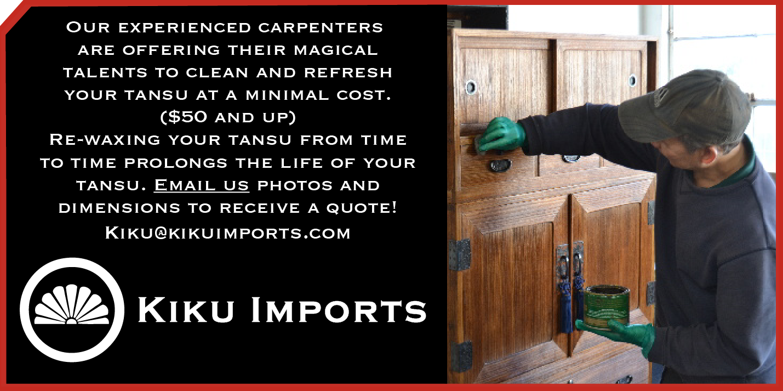 Tansu Restoration Experts