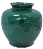 6M282  Cloisonne Shippo Flower Vase