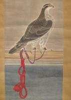 6M559 Kakejiku / Scroll Hawk