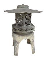 7M127 Bronze Garden Lantern