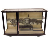8M120 Display Glass Case