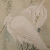 8M365 Byobu Panel Birds