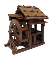 9M26 Water Wheel Mill Suisha Working Miniature