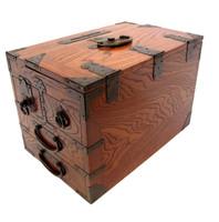 9M95  Merchant Writing Box (Suzuri Bako)