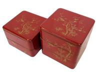 9M211 Jubako Lacquer Box