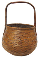 9M267 Bamboo Basket Hanakago