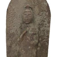 10M77 Stone Buddha Jizo