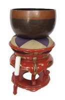 10M119 Temple Gong with Stand