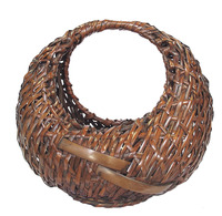 10M121 Bamboo Basket / SOLD