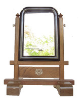 10M160 Mirror with Stand / SOLD