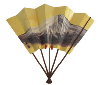 10M254 Folding Fan Special Display