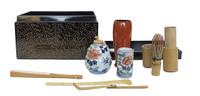 10M261  Cha Bako Tea Box for Tea Ceremony